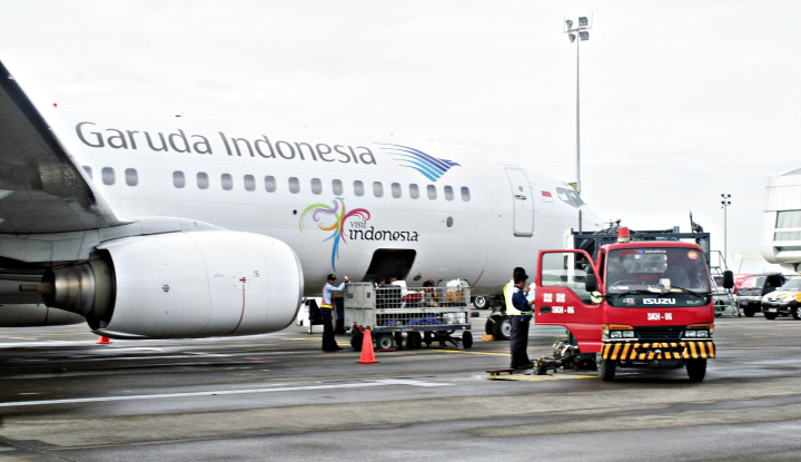 Pendapatan 50 Persen dari Kargo, Garuda Indonesia Buka Jalur Kargo Baru Surabaya-Hong Kong