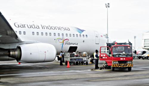 Foto Pilot Garuda Batalkan Aksi Mogok Kerja