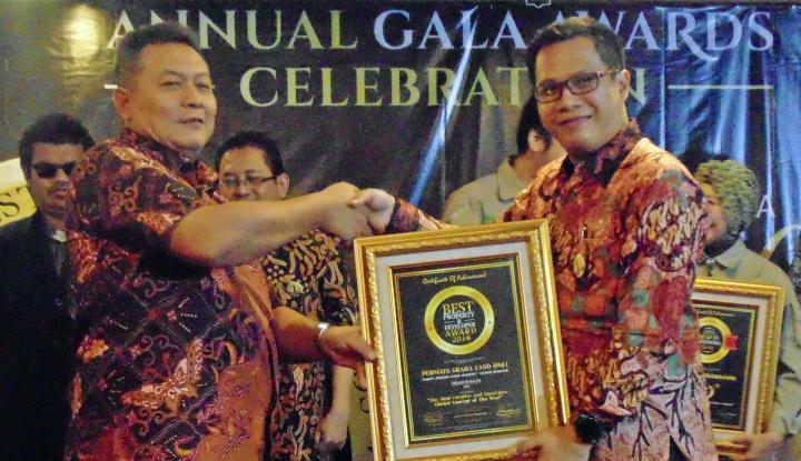 Foto Berita Kembangkan Hunian Kreatif dan Inovatif, PGL Raih Penghargaan