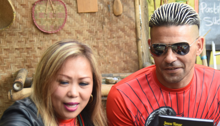 Foto Berita Dinilai Khianati Kontrak, Cristian Gonzales Dituntut Rp10 Miliar Lebih