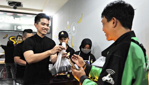 Foto Kaesang Pangarep Bakal Buka 1.000 Kedai Ternakopi