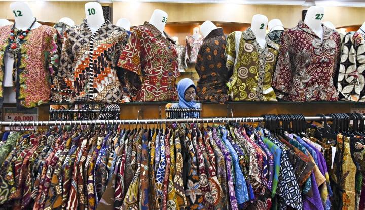 Foto Berita Hartiknas 2019, Ini Kisah Mantan PNS yang Sukses Jadi Pengusaha Batik