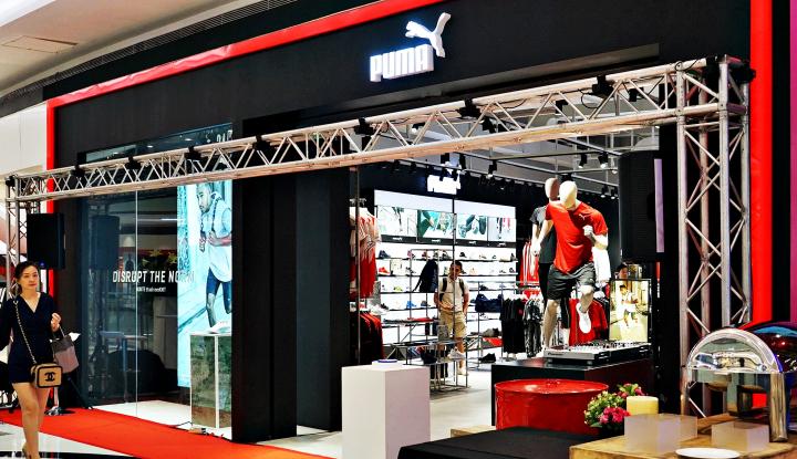 Puma Buka Concept Store di Lippo Mall Puri Indah - Warta Ekonomi