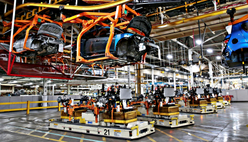 Foto Sumbang 74%, Ekspor Produk Manufaktur Masih Tertinggi
