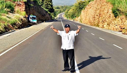 Foto Bisa untuk Alternatif Mudik, Ini Progres Jalan Pansela Jawa