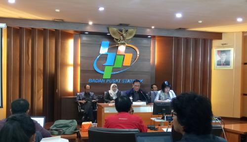 Foto Rata-Rata Upah Buruh 2018 Sebesar Rp2,65 Juta