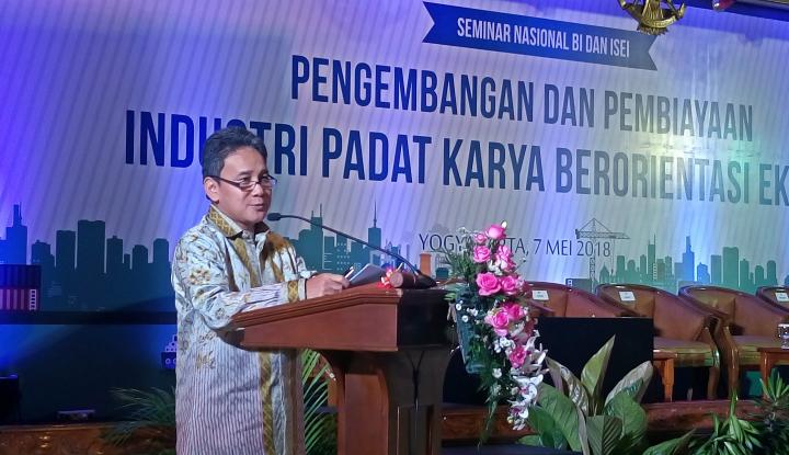 Foto Berita BI: Asumsi Rupiah Rp14.300-Rp14.700 Karena Situasi Keuangan Terkontrol