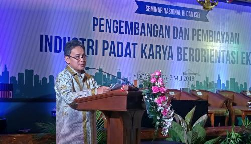 Foto Jaga Rupiah, BI Dorong Industri Padat Karya Tingkatkan Ekspor
