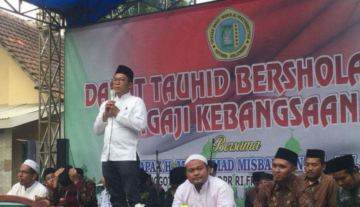 Foto Berita Misbakhun: Jokowi Muslim Sederhana