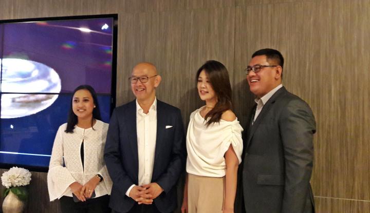 Foto Berita Bangun Apartemen Ekslusif, Crown Group Kucurkan Rp10 Triliun