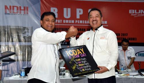 Foto 2017, Pindad Cetak Laba Bersih Rp92 Miliar