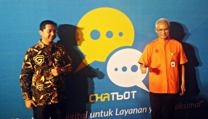 Pos Indonesia Luncurkan Layanan Chatbot - Warta Ekonomi