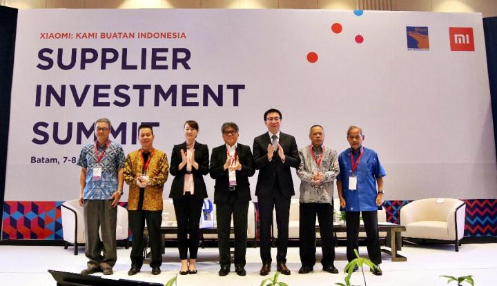 Foto Berita Xiaomi dan BP Batam Selenggarakan Supplier Investment Summit