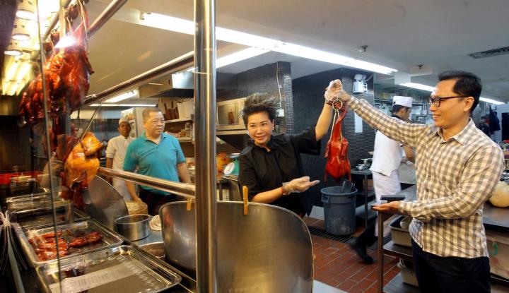 Foto Berita Wah, Restoran The Duck King Bakal Ekspansi ke Luar Negeri