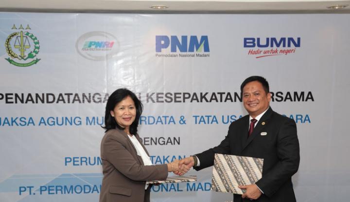 Foto Berita Pefindo Sematkan Peringkat idA untuk PNM