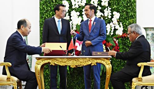 Foto China Janjikan Impor 2 Juta Ton Sawit Indonesia