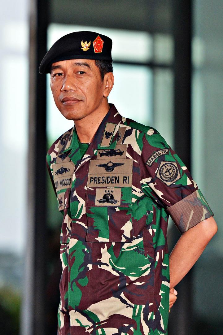 Foto Berita Mempertimbangkan Duet Jokowi-Prabowo