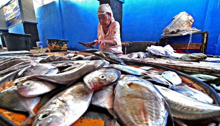 Foto Berita Produksi Ikan Olahan Belitung Tembus 250 Ton