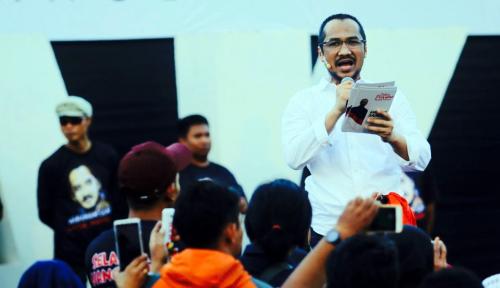 Foto Lemah, Revisi UU KPK Dapat Lemahkan Pemberantasan Korupsi, Cetus Abraham Samad