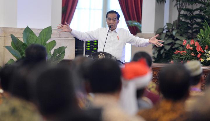 Foto Berita Presiden Senang Indonesia Gencar Ekspor Komoditas dalam Negeri