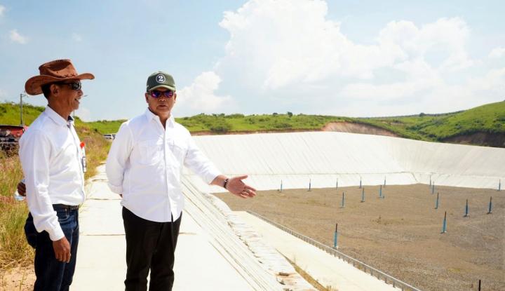 Foto Berita Kang Hasan: TPA Legok Nangka Bakal Terapkan Waste to Energy
