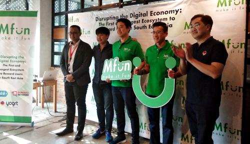 Foto Dukung Pengembang Game Lokal, Mfun Tawarkan Platform Reward Blockchain