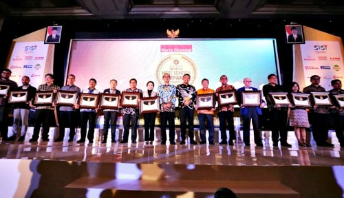 Foto 104 Perusahaan Peraih Indonesia Most Admired Company 2018
