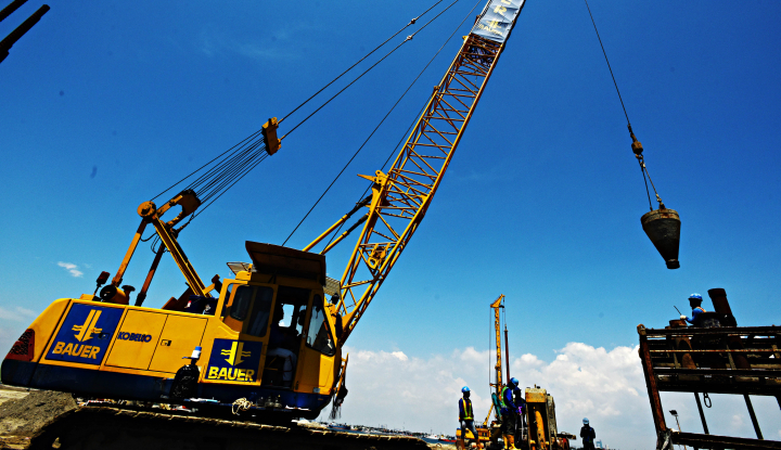 Foto Berita Bappenas: Investasi Infrastruktur Dukung Pengentasan Kemiskinan