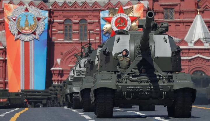 Foto Berita Rusia Tingkatkan Fasilitas Militer di Kaliningrad, Eropa Geram?