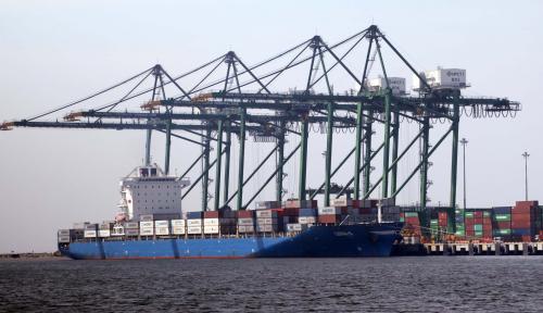 Foto Pelindo II Rogoh Rp50 Miliar untuk Kembangkan Pelabuhan Sungai Lais