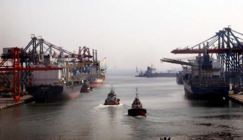 Foto Lewat IK-CEPA, Indonesia-Korsel Incar US$30 Miliar pada 2022