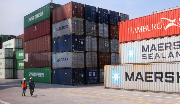 Foto Berita CIPS: Capres dan Cawapres Harus Memperhatikan Neraca Perdagangan Agar Tidak Defisit