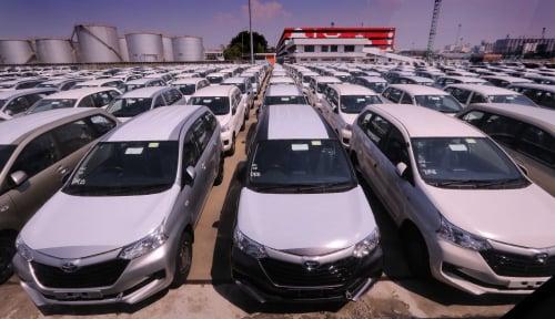 Foto Soal Kebijakan DP 0 Persen Mobil, Pengamat: Pikirkan Dampaknya!