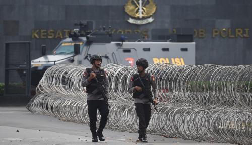Foto IPW Nilai Polri Tak Serius Usut Kasus Kerusuhan di Mako Brimob