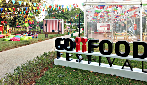 Foto Mitra UMKM Go-Food Festival GBK Dipilih dari Analisis Big Data