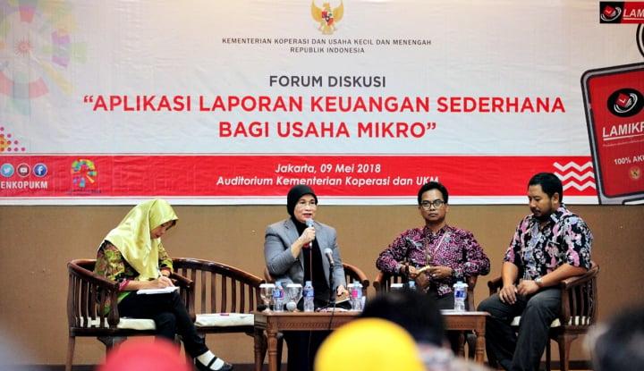 Foto Berita Kemenkop dan UKM Jamin Data User Aplikasi Lamikro Tak Bocor
