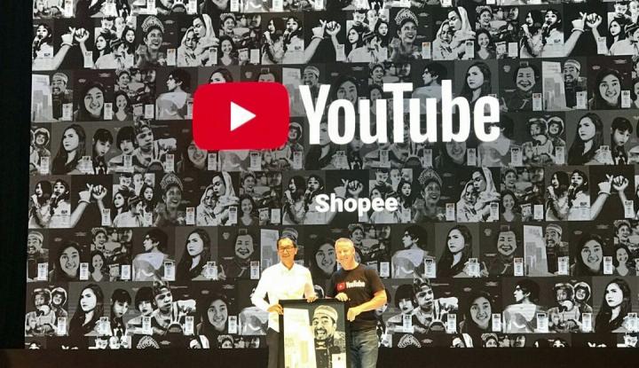 Foto Berita Iklan Shopee Ini Terpopuler Versi YouTube Indonesia