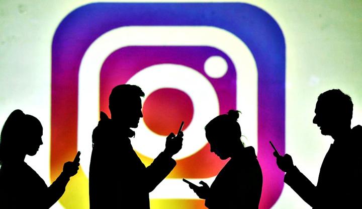 Foto Berita Aktivitas Dashboard Resmi Meluncur di Instagram