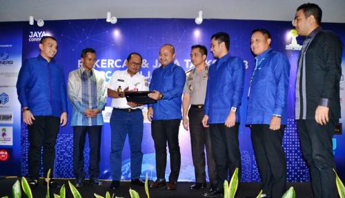 Foto Cetak Wirausahawan Baru, HIPMI Jaksel Diapresiasi Wali Kota