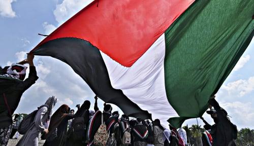 Foto Arab Saudi Ragu Amerika Jadi Mediator Konflik Israel-Palestina