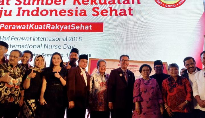 Foto Berita Perawat Sumber Kekuatan Menuju Indonesia Sehat
