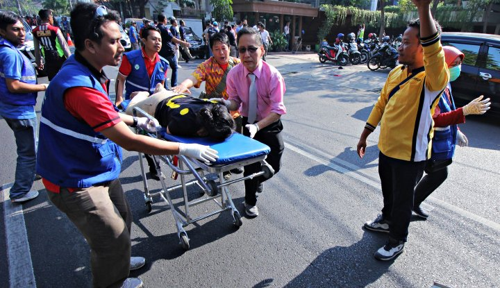Foto Berita Pemerintah Tanggung Biaya Pengobatan Korban Bom Surabaya