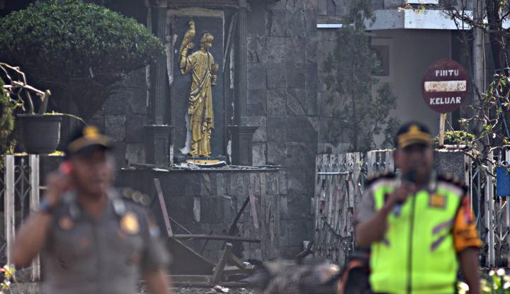 DPRD Minta Polda Sumut Antisipasi Teror Bom Surabaya