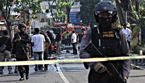 Foto Waduh, Pancasila Kini Terancam oleh Terorisme dan Ekstremisme