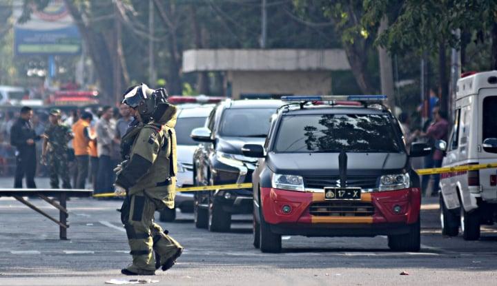 Foto Berita Kasus Terorisme di Jatim Paling Menonjol Selama 2018