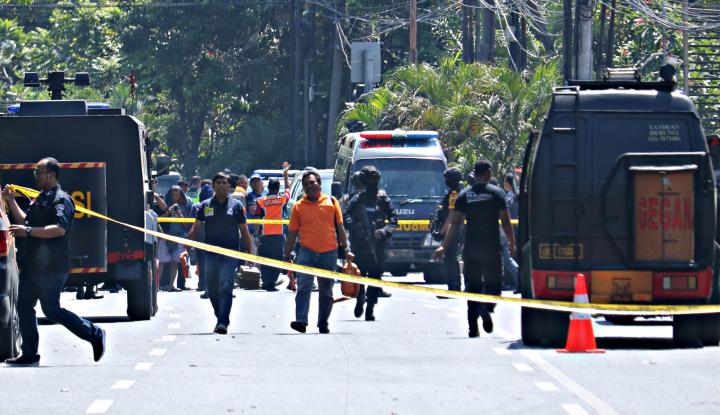 Foto Berita PBNU Kutuk Serangan Bom Gereja di Surabaya