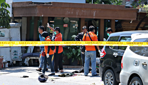Foto BNPT dan PPATK Ciptakan Platform Sistem Informasi Pendanaan Terorisme