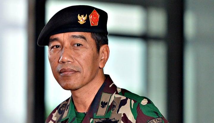 Foto Berita Gerindra: Kangmas Jokowi Tak Suka Berantem, Dia Kepeleset Lidah