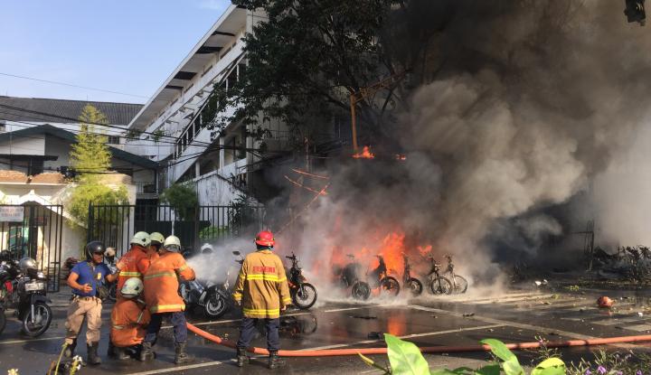 Foto Berita Soal Aksi Terorisme, PKS: Momentum Tepat Perkokoh NKRI