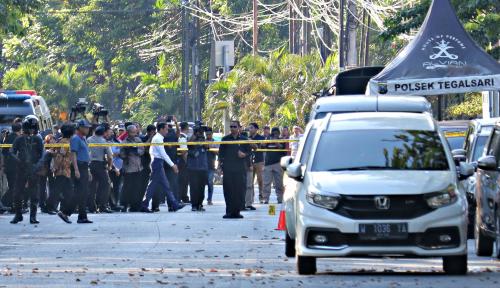 Foto Lima Berita Hoax Terkait Teror Bom Hari Ini